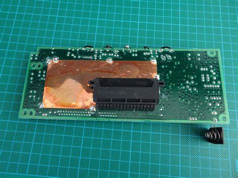 remove a capacitor atari lynx repair part 2 re capping the motherboard igor kromin