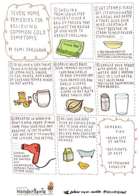 Hair Dryer Cold Remedy 7 home remedies for relieving common cold symptoms 171 the