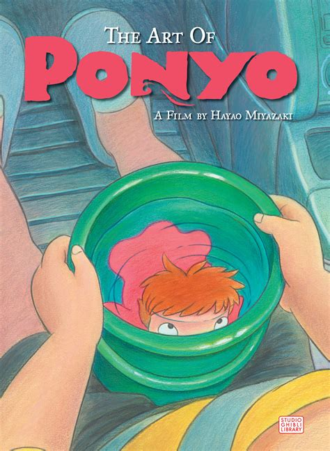 ponyo picture book the of ponyo book by hayao miyazaki official
