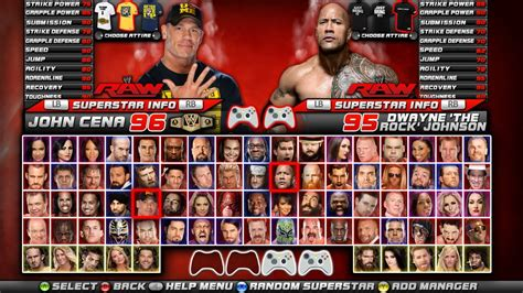 wwe 2k13 roster editorial 5 things 2k games desperately needs to fix in