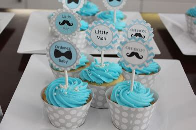 diy baby shower cupcake toppers diy themed cupcake toppers
