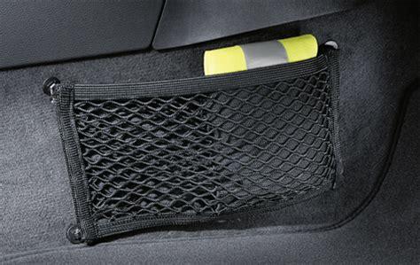 Car Organizer Model Jaring Best Seller bmw genuine interior in car parcel storage net front floor