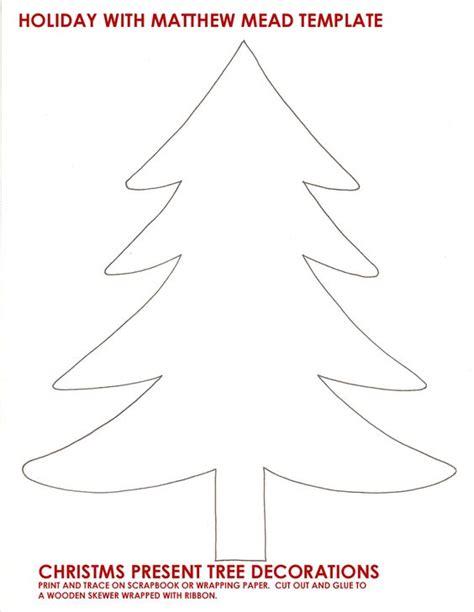 weihnachtsbaum vorlage weihnachtsbasteln pinterest