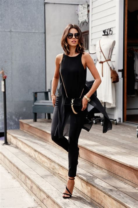 impeccable summer   elegant sleeveless outfit ideas