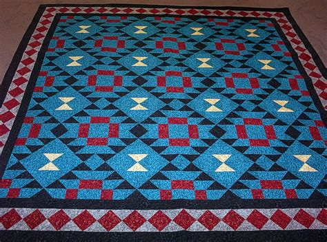 Navajo Quilt Patterns by King Size Quilts
