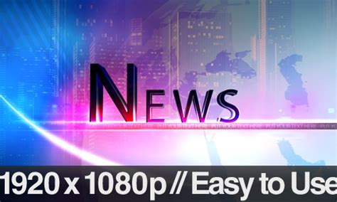 Templates After Effects News | breaking news 20 after effects news templates