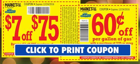 free printable grocery coupons price chopper 187 7 off 75 at price chopper