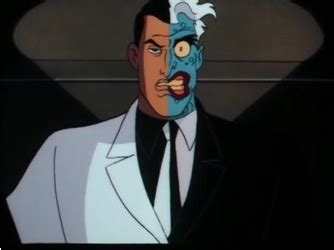 batman: the animated series – two face, part two   never