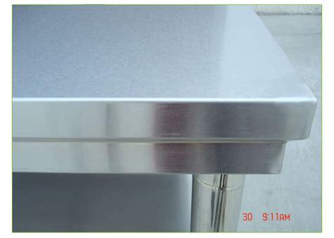 stainless steel corner work table stainless steel corner worktable buy commercial