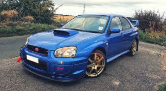 Subaru Wrx Uk My Subaru Impreza Wrx Sti Type Uk Ppp Impreza Co