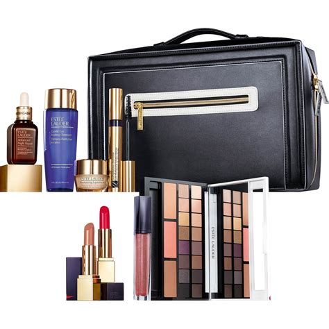estee lauder gift sets for estee lauder cosmetic blockbuster gift set makeup gift