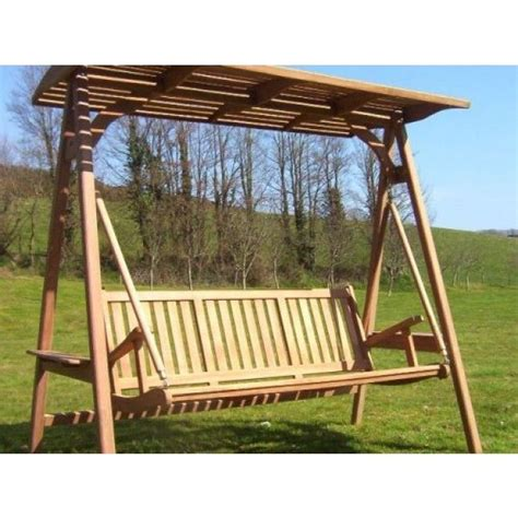 teak swing seat 17 best images about outdoor furniture on pinterest