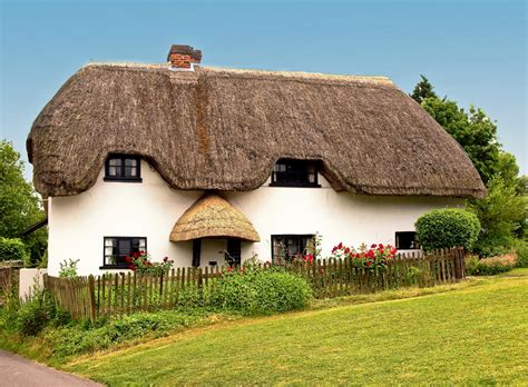 Thatched Cottages In by Thatched Cottage In Monxton Hshire Anguskirk Flickr