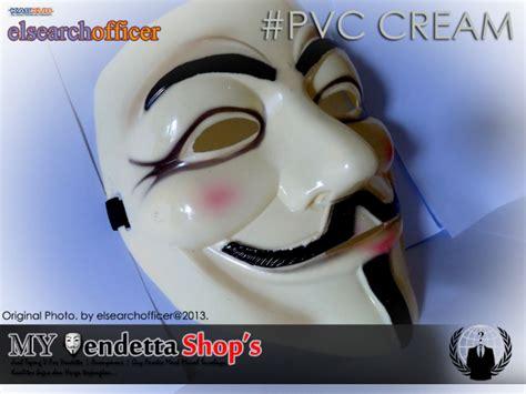 Promo Topeng Anonymous jual topeng vendetta anonymous jabbawockeez ichigo