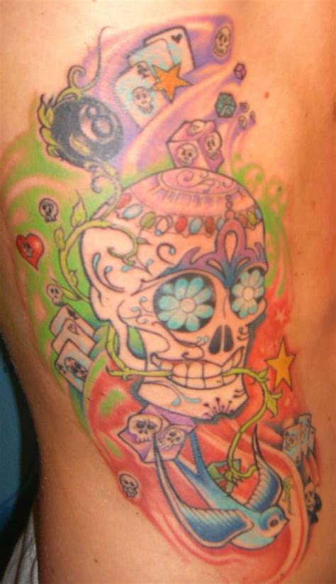 candy tattoo designs all about