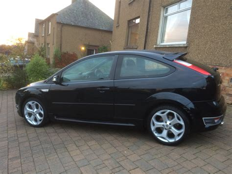 Ford Focus Forums by Ford Focus St For Sale Panther Black Ford Focus Forum
