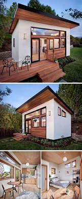 prefab backyard guest house 14 inspirational backyard offices studios and guest