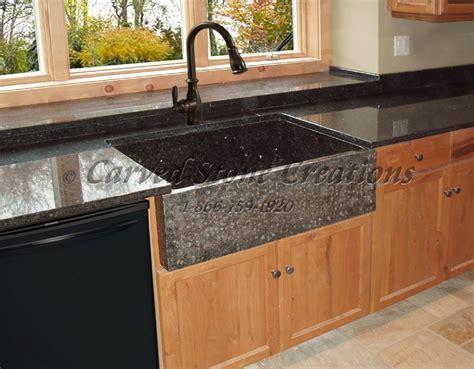 Granite sinks reviews on with black granite vanity top and sink