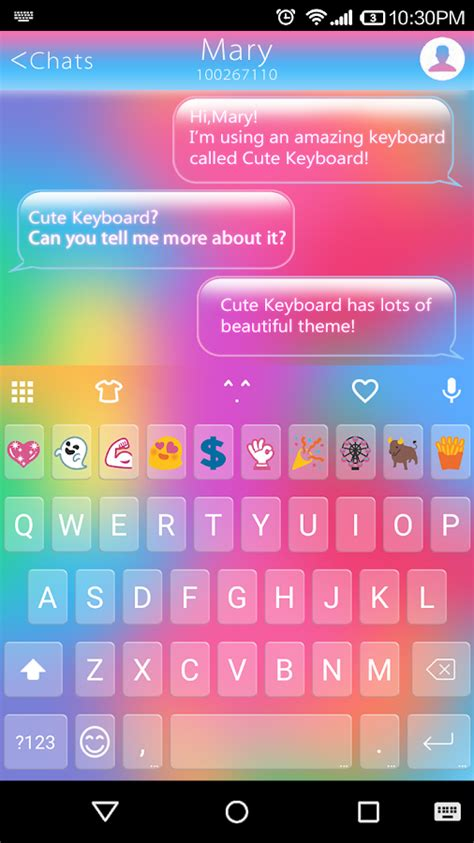 whatsapp keyboard wallpaper rainbow love emoji keyboard with call screening
