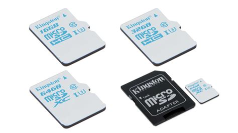 Micro Sd Uhs kingston uhs i u3 micro sd per 4k e droni