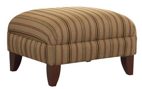 Plush Ottoman Klaussner Plush Upholstered Ottoman Dunk Bright Furniture Ottomans