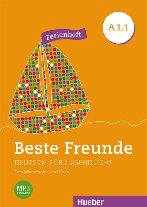 beste freunde kursbuch a1 1 beste freunde a1 1 ferienheft τεύχος επανάληψης για τις