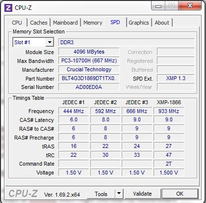 running ram at 1866mhz when motherboard specifications are