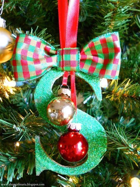 diy christmas ornaments ideas  pinterest diy