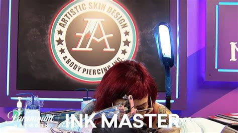 devil u0027s trap ink factory 100 tattoos veteran ink part 9 elimination