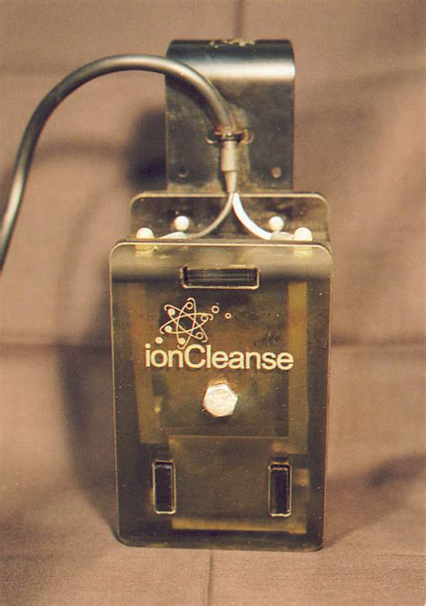 Ion Detox Arrays by Ioncleanse
