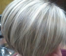 how to put highlights in gray hair highlights and lowlights by amanda going gray gracefully