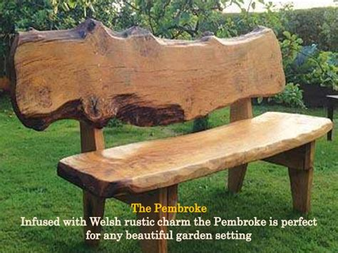 garden benches tables the rustic wood company wooden garden benches