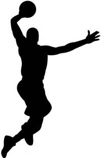 basketball silhouette basketball dunk silhouette free vector silhouettes