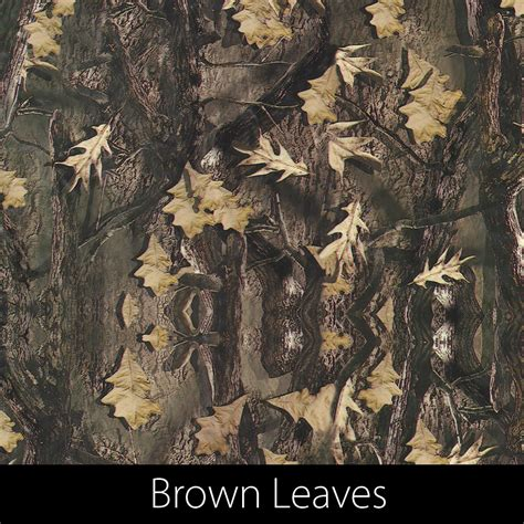 leaf pattern camo hydrographicshydrographic filmbrown leaves camo html