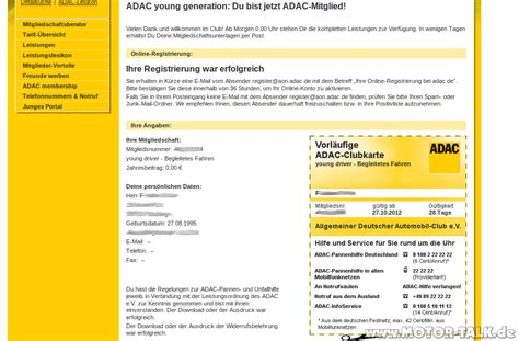 Kaufvertrag Motorrad Ausland by Krimskrams Ich Bin Adac Mitglied Plaustri 180 S