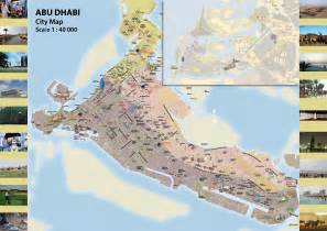World Abu Dhabi Map Maps Of Abu Dhabi Detailed Map Of Abu Dhabi City In