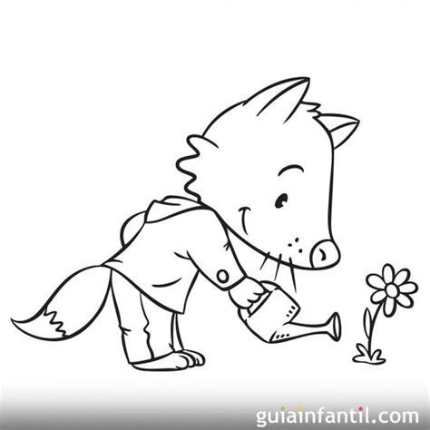 imagenes para dibujar sobre el medio ambiente dibujos infantiles sobre el medio ambiente y la naturaleza