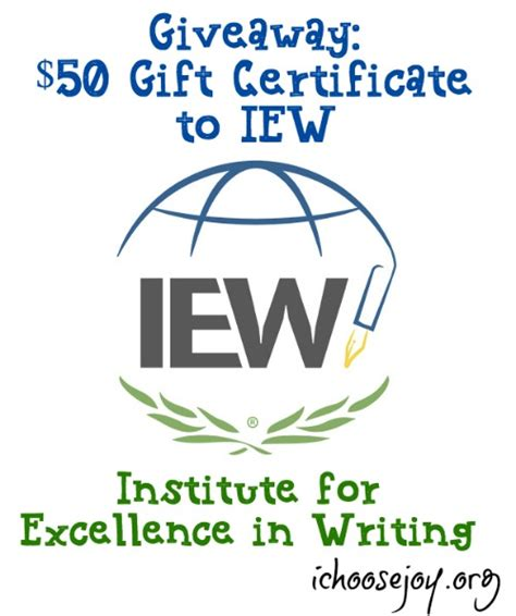Gift Certificate Giveaway - iew 50 gift certificate giveaway i choose joy