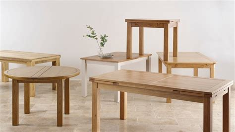 Dining Tables Dine In Style Oak Furniture Land Oak Furniture Land Dining Table
