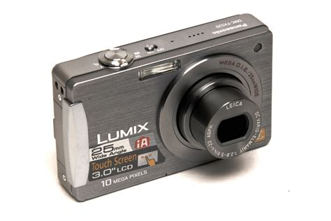 panasonic capacitors australia panasonic lumix dmc fx520 review compact with a handy touch screen digital cameras