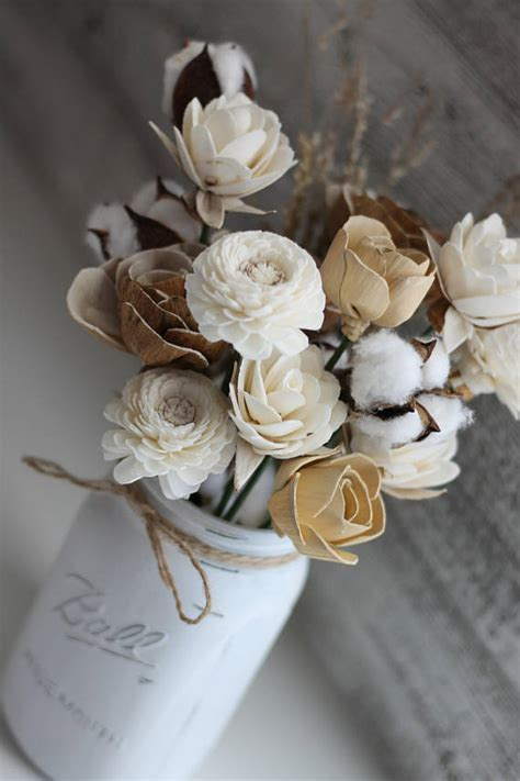 Rustic & Farmhouse Floral Designs For Your Big Day