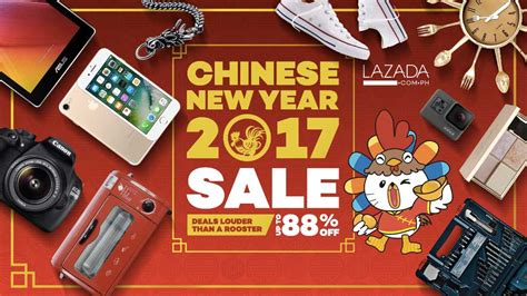 dbs new year promotion lazada welcome the new year with lucky deals at lazada