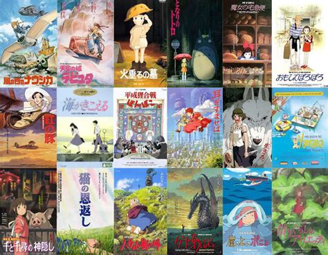 studio ghibli movies studio ghibli retrospective announced including london