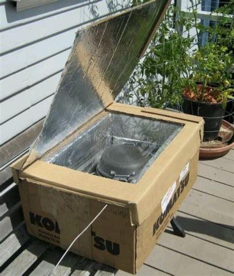 Handmade Oven - a solar oven preparedness