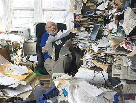 Disorganized Desk by Disorganized Behler