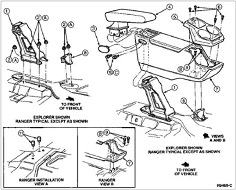 solved: center console disasembly instructions fixya