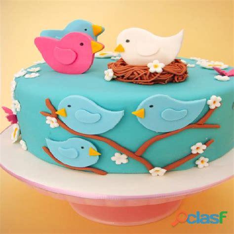 decoracion con fondant pasteles anuncios octubre clasf