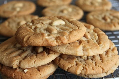 peanut butter biscuit recipe peanut butter cookies i adore food