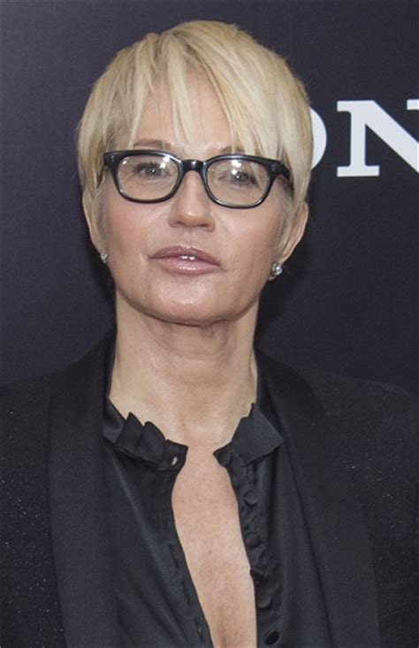 ellen barkin hair back view ellen barkin hair back view short hairstyles for women 60