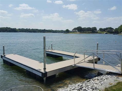 dock your boat flotation systems aluminum boat docks